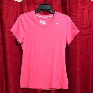 Nike Dri-fit cotton tee 👚